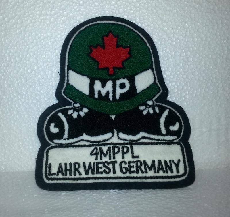 Canadian helmet 4-MP PL 2015-019