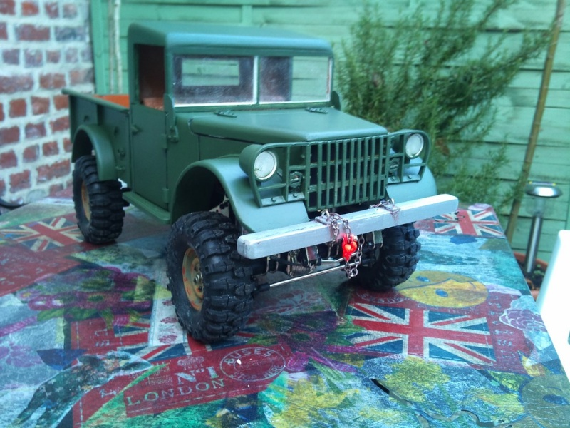 New Dodge M37 Power Wagon Pick-Up 1/10 SG. - Page 3 Dsc_0747