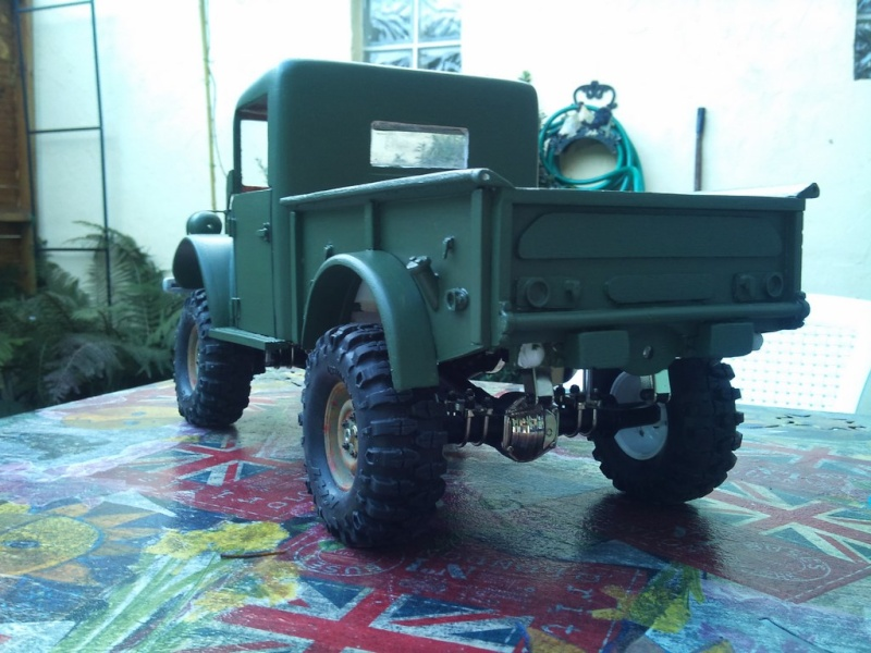New Dodge M37 Power Wagon Pick-Up 1/10 SG. - Page 3 Dsc_0748