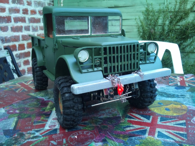 New Dodge M37 Power Wagon Pick-Up 1/10 SG. - Page 3 Dsc_0753