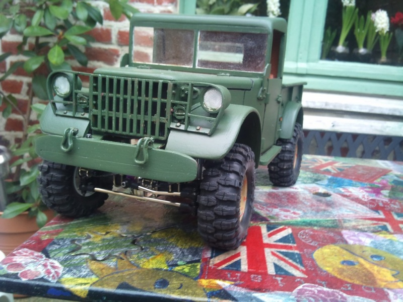New Dodge M37 Power Wagon Pick-Up 1/10 SG. - Page 3 Dsc_0754