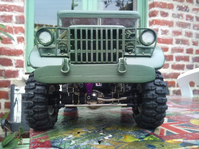 New Dodge M37 Power Wagon Pick-Up 1/10 SG. - Page 3 Dsc_0755