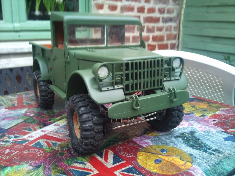 New Dodge M37 Power Wagon Pick-Up 1/10 SG. - Page 3 Dsc_0757