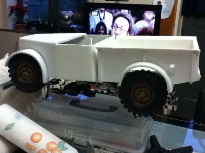 New Dodge M37 Power Wagon Pick-Up 1/10 SG. - Page 2 Img_0014