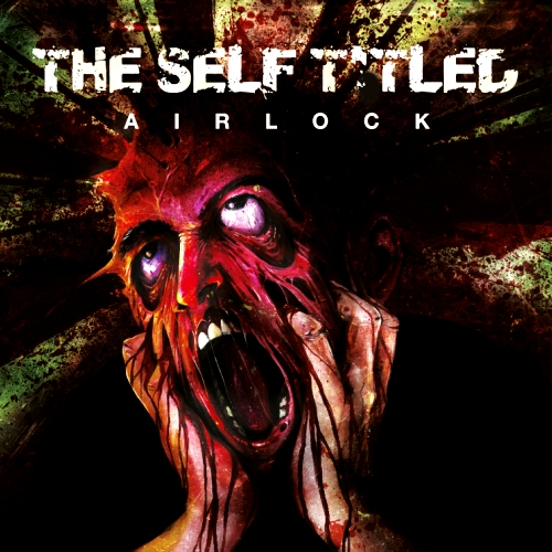 The Self Titled - Airlock/War Of Attrition Single (2015) Review Airloc10