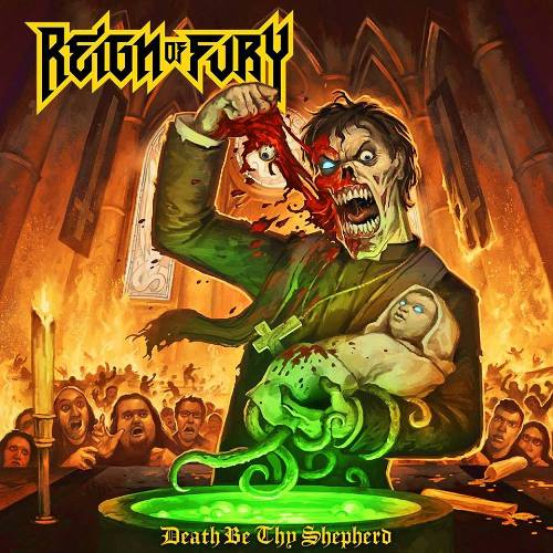Reign Of Fury - Death Be Thy Shepherd (2015) Album Review Death_12