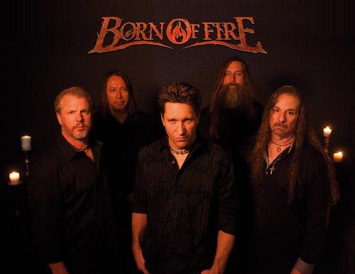 Born Of Fire - Dead Winter Sun (2014) Album Review Promo_15