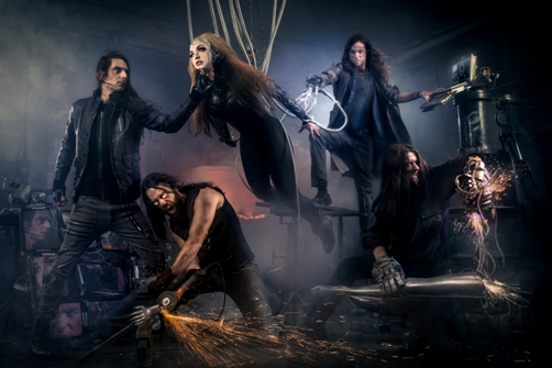 The Agonist - Eye Of Providence (2015) Album Review Promo_21