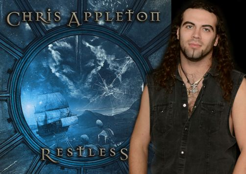 Chris Appleton - Restless (2015) Album Review Promo_25