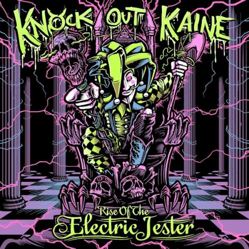 Knock Out Kaine - Rise Of The Electric Jester (2015) Album Review Rise_o10