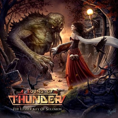 A Sound Of Thunder - The Lesser Key Of Solomon (2014) Album Review The_le10