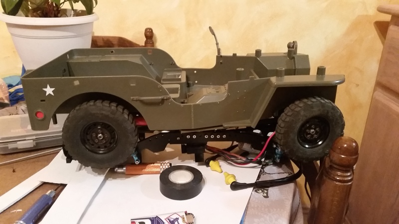 Jeep Willys 1/6 20150310