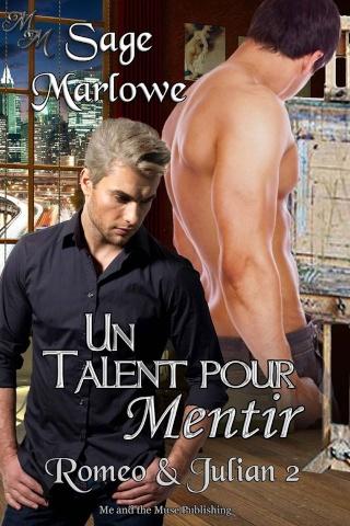 MARLOWE Sage - Romeo & Julian - Tome 2 : Un talent pour mentir  10947410