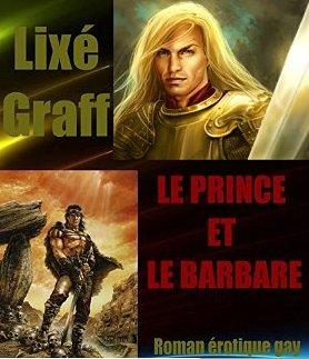 GRAFF Lixe - Le prince et le barbare 51ejsn10