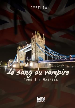 CYBELIA - Le Sang du vampire - Tome 1 : Gabriel  Cybeli10