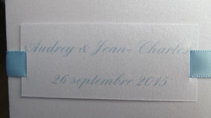 Mariage thème disney 26/09/2015 <3... Bébé disney est né! ♥ - Page 3 Img_0312