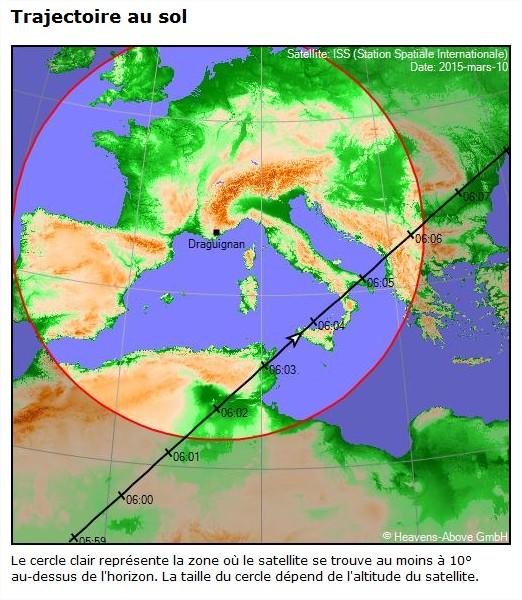 2015: le 10/03 à 5h50 - Boules lumineuses -  Ovnis à Draguignan - Var (dép.83) 10031510