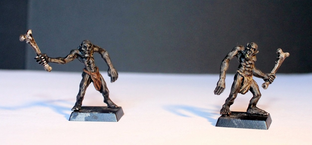 undead - MasterSpark's Undead warband Ghouls14