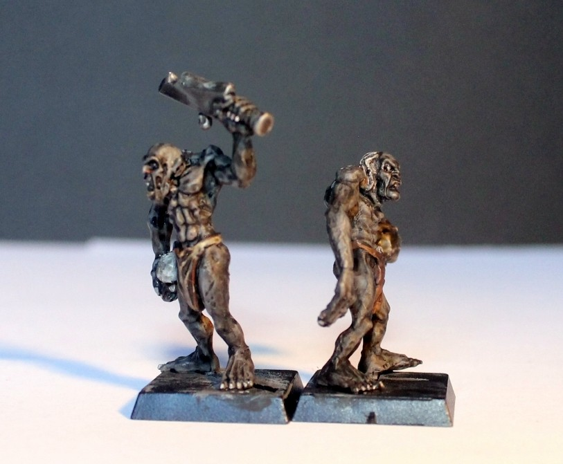 undead - MasterSpark's Undead warband Ghouls17