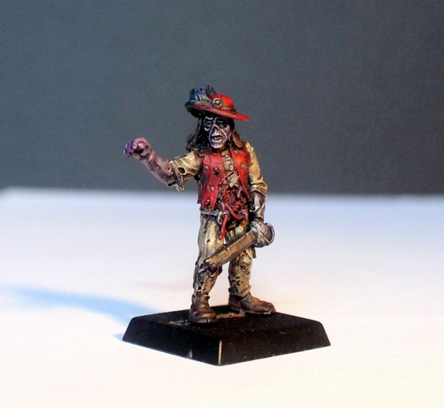 undead - MasterSpark's Undead warband Zombie14