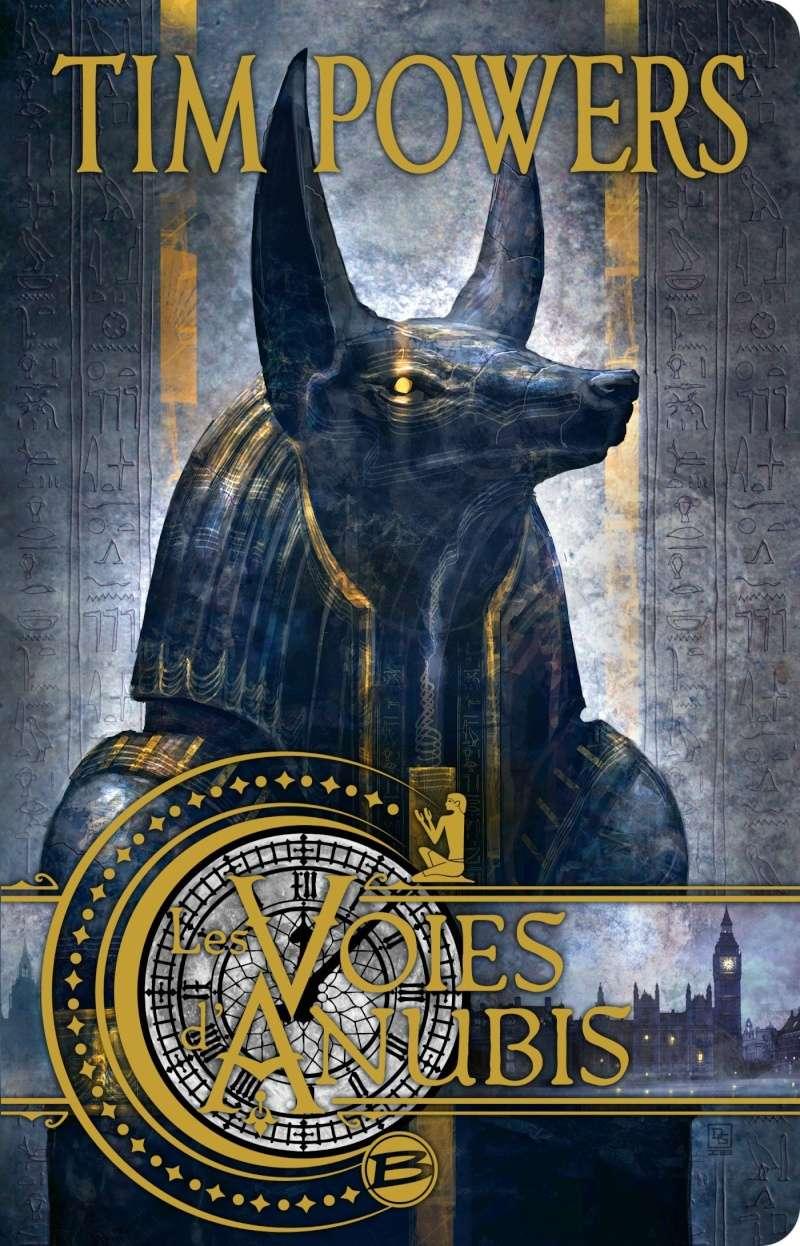 POWERS Tim - Les voies d'Anubis Anubis10