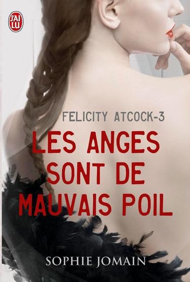 JOMAIN Sophie - FELICITY ATCOCK - Tome 3 : Les anges sont de mauvais poil Cupido11