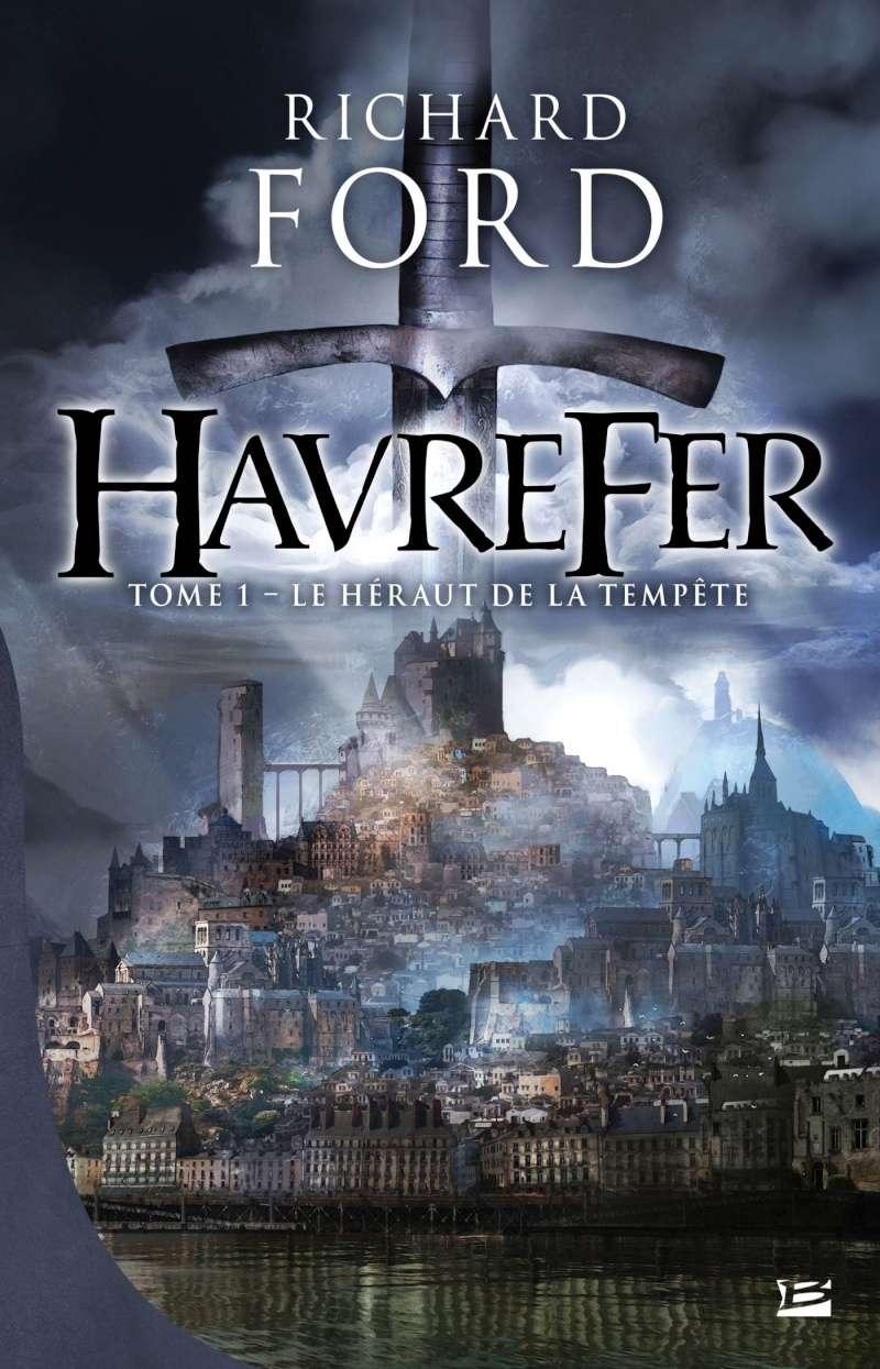 FORD Richard - HAVREFER - Tome 1 : Le héraut de la tempête Havref10