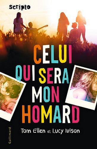 ELLEN Tom & IVISON Lucy - Celui qui sera mon homard Homard10