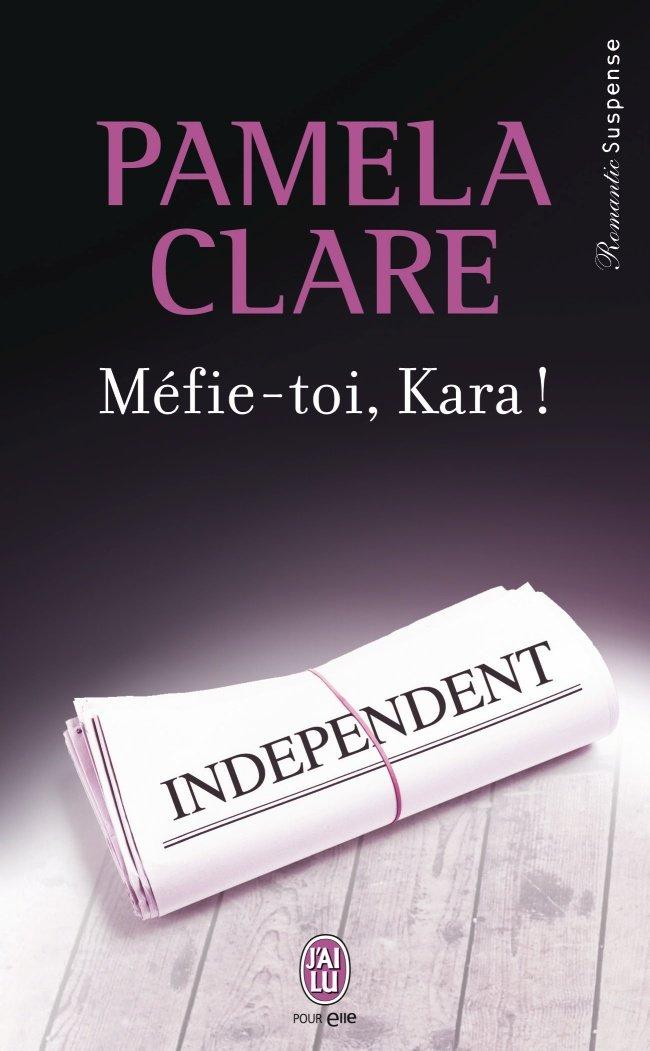 CLARE Pamela - I TEAM - Tome 1 : Méfie toi, Kara ! I-team10