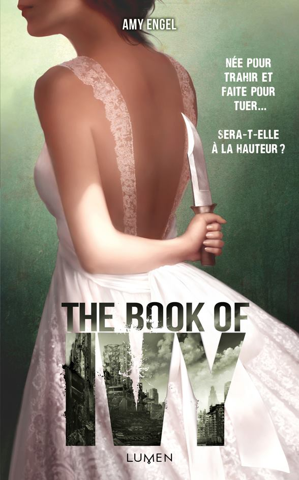 ENGEL Amy - The Book of Ivy Ivy10