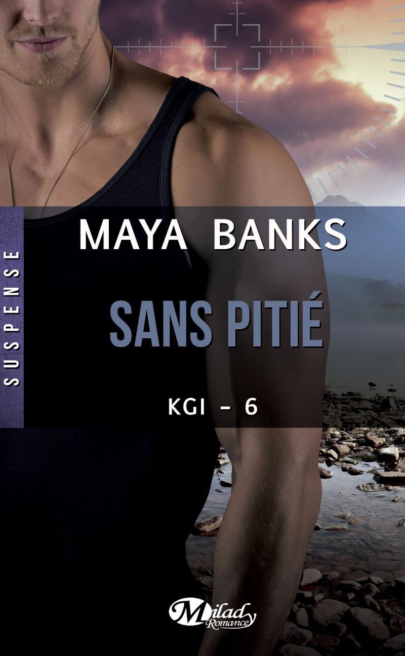 BANKS Maya - KGI - Tome 6 : Sans pitié Kgi_610