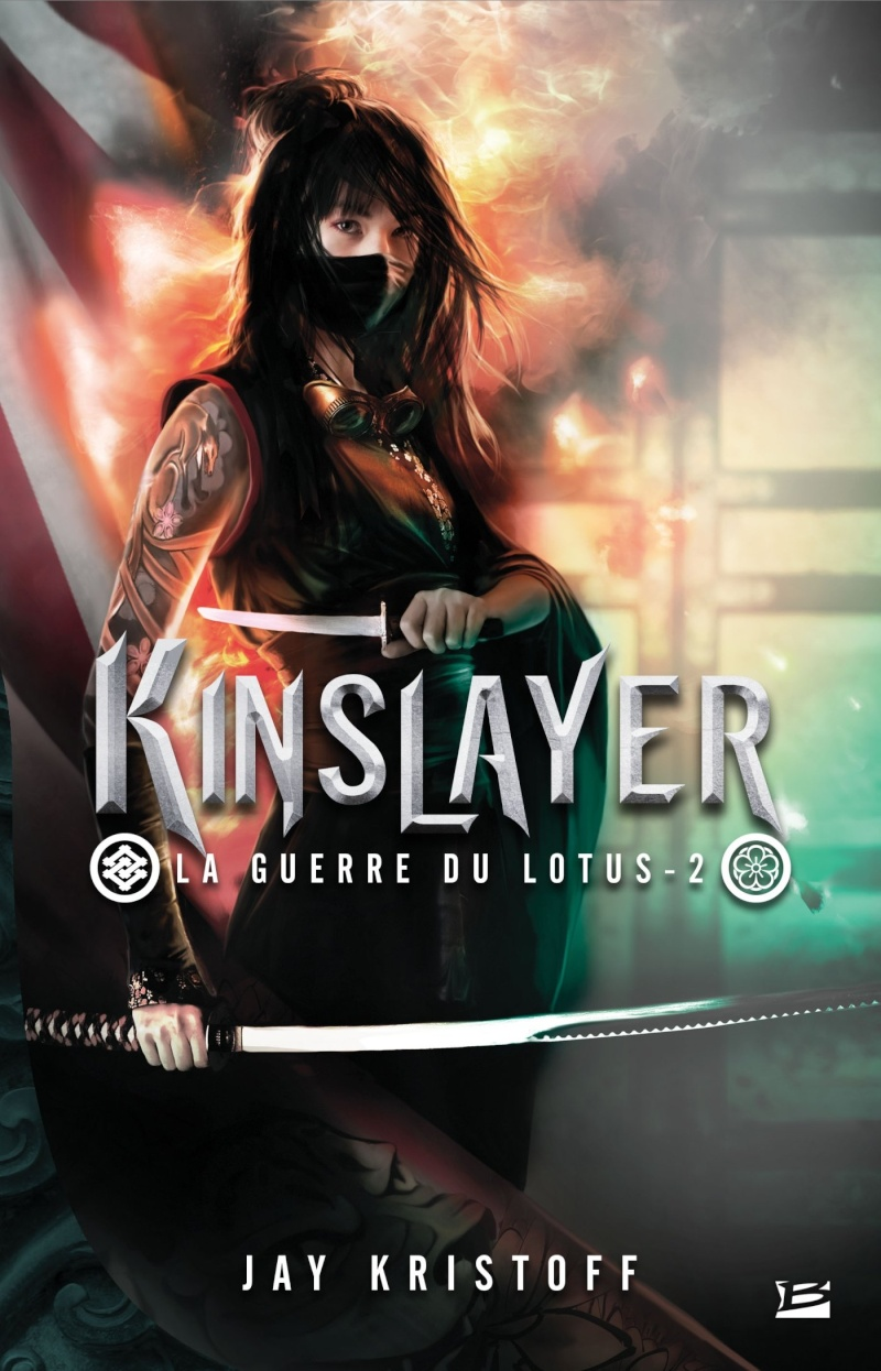 KRISTOFF Jay - LA GUERRE DU LOTUS - Tome 2 : Kinslayer Kins10