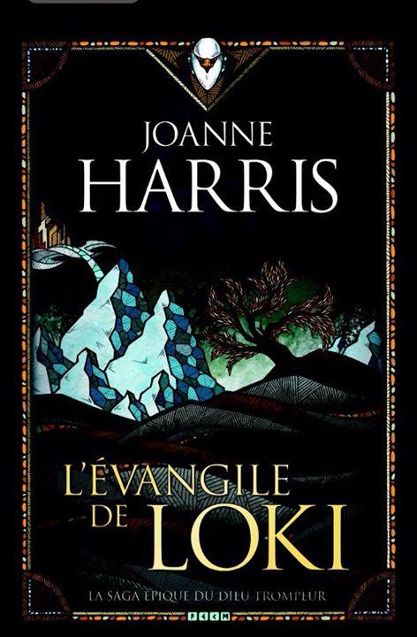 HARRIS Joanne - L'évangile de Loki L-evan10
