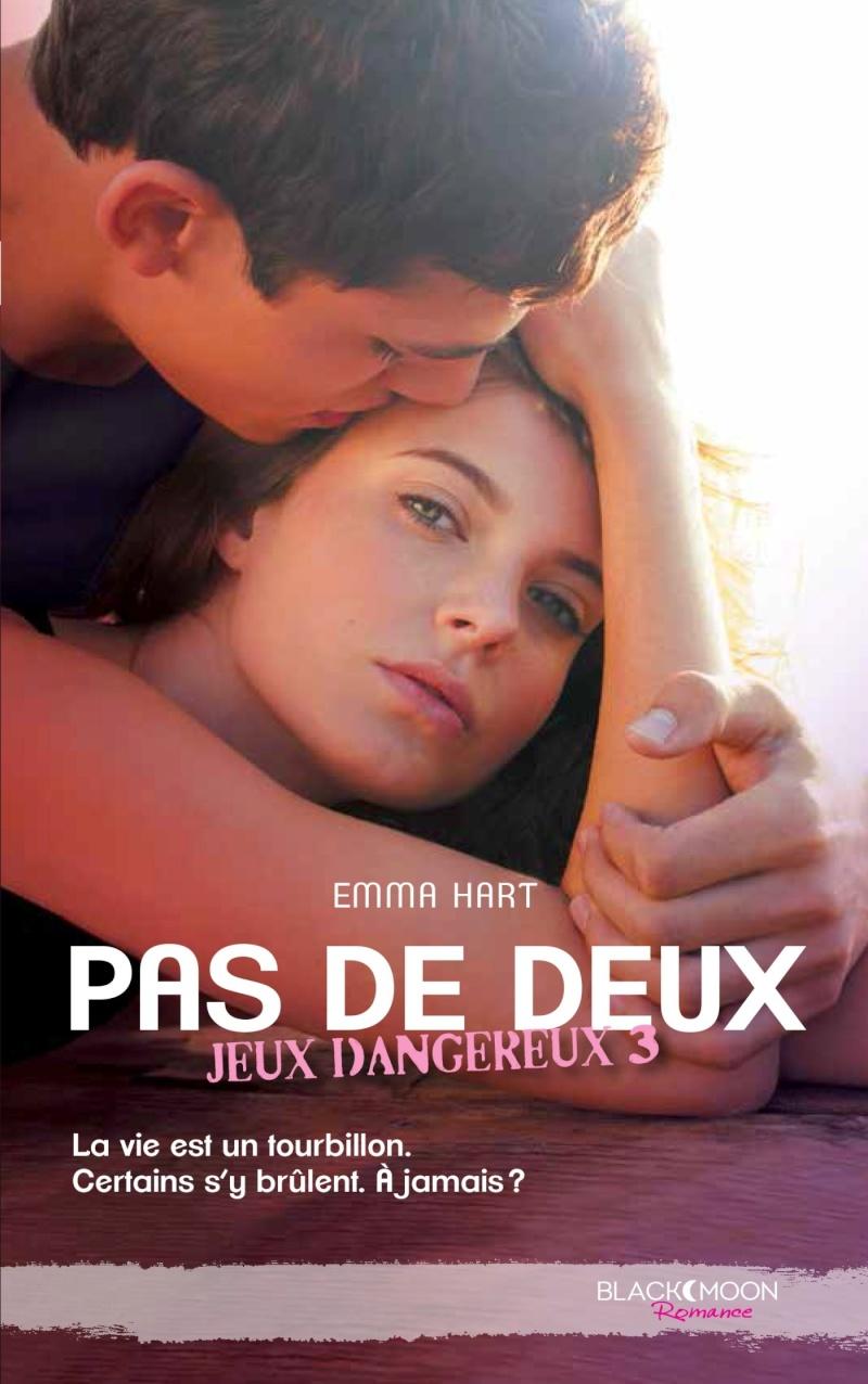 HART Emma - JEUX DANGEREUX - Tome 3 : Pas de deux Pas_de10