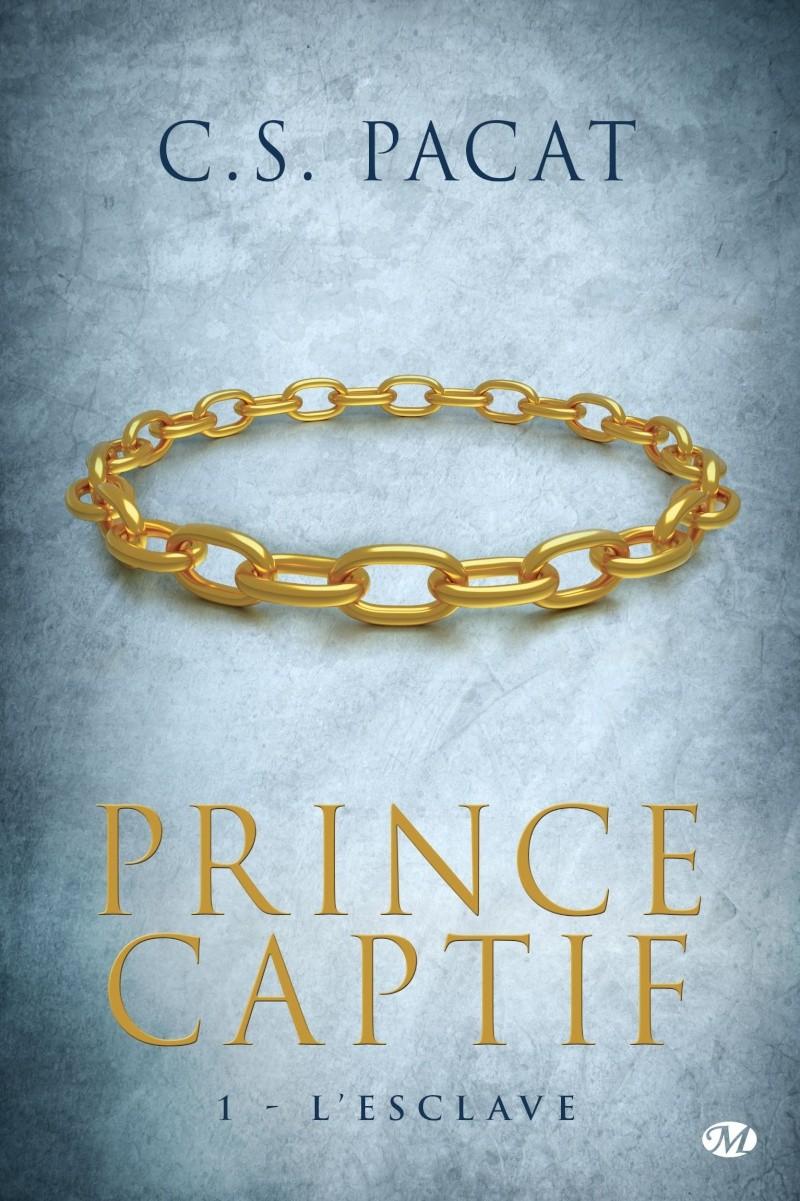 PACAT C.S. - PRINCE CAPTIF - Tome 1 : L'esclave Prince10
