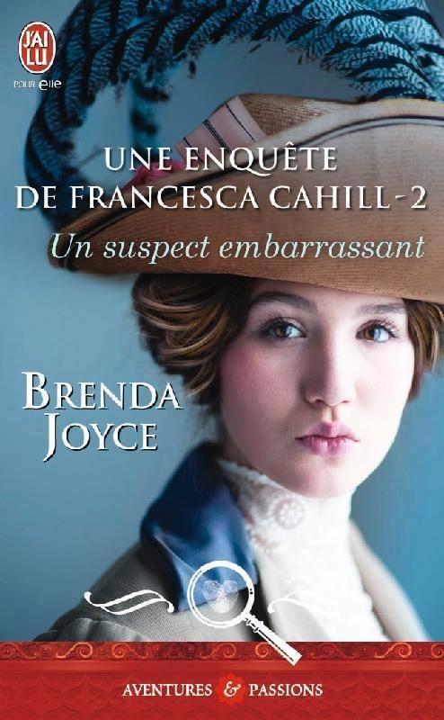 JOYCE Brenda - FRANCESCA CAHILL - Tome 2 : Un suspect embarrassant Suspec10