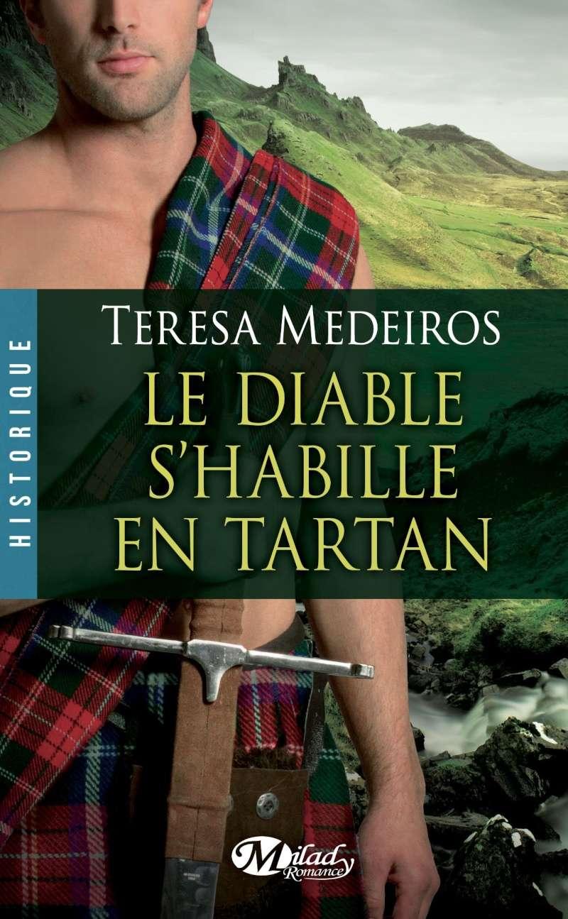 MEDEIROS Teresa - Le diable s'habille en tartan Tartan10