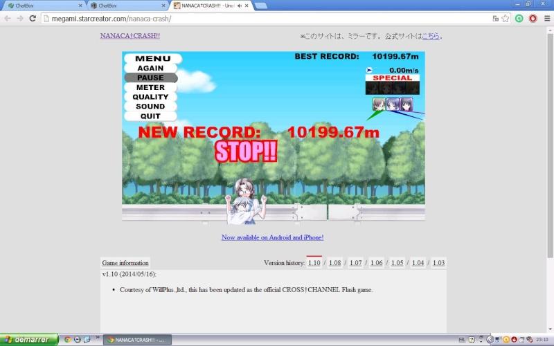 Nanaca Crash Dongex10