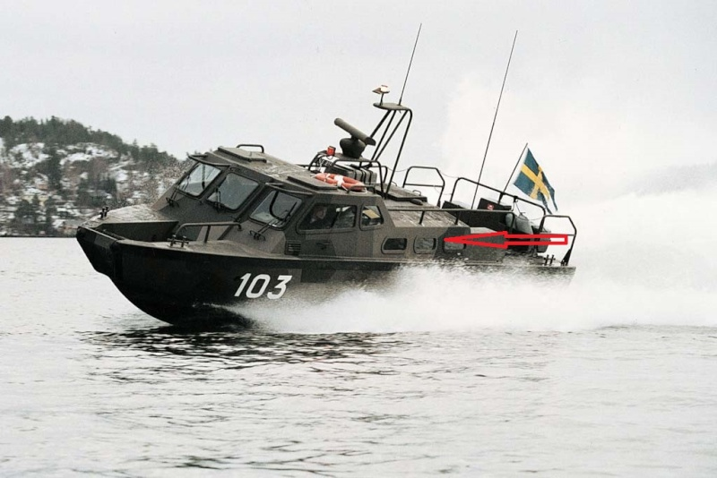 CANTIERE CB-90H Combat Boat by NCB (Typhon) S_strb11