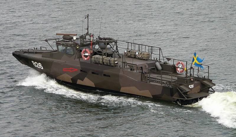 CANTIERE CB-90H Combat Boat by NCB (Typhon) Strids11