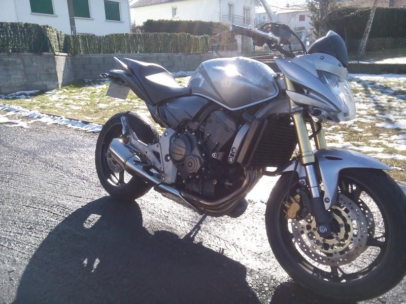 [VENDU] Hornet 600 2009 3100 € Hornet16