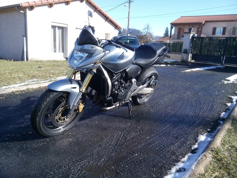 [VENDU] Hornet 600 2009 3100 € Hornet17