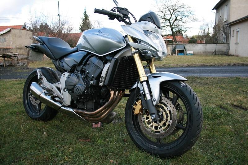 [VENDU] Hornet 600 2009 3100 € Hornet23