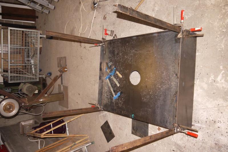 [Construction] Ma forge à charbon P1040518