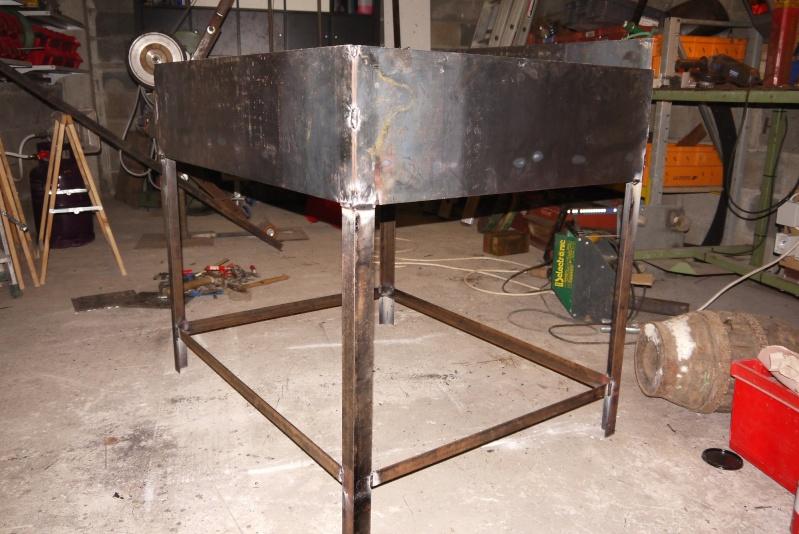 [Construction] Ma forge à charbon P1040526