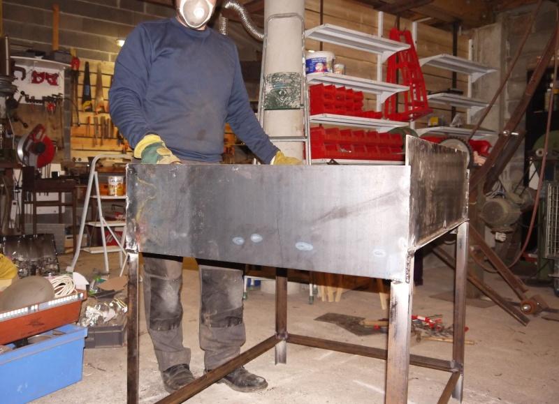 [Construction] Ma forge à charbon P1040528