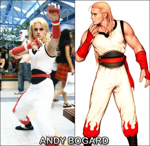 Cosplay SNK - Page 7 Andybo10