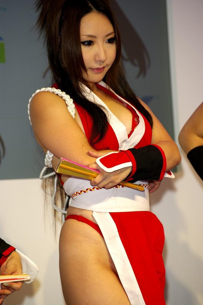 Cosplay SNK Capcom10