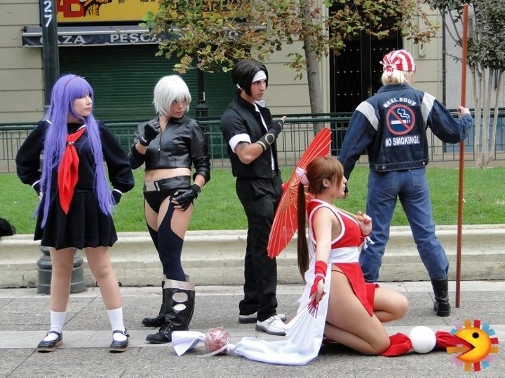 Cosplay SNK - Page 4 Eae79e10