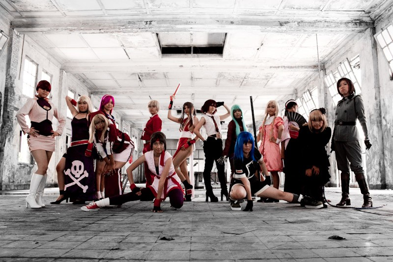 Cosplay SNK - Page 2 King_o10